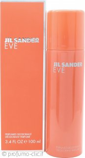 Jil Sander Eve Deodorante Spray Profumato 100ml