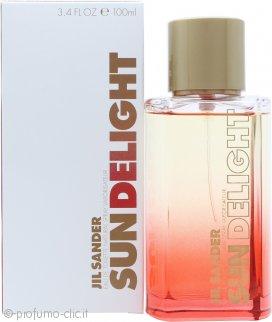 Jil Sander Sun Delight Eau de Toilette 100ml Spray