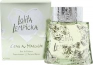 Lolita Lempicka L'Eau Au Masculin Eau de Toilette 100ml Spray