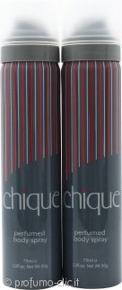 Taylor of London Chique Spray Corpo 2 x 75ml