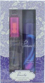 Taylor of London Panache Confezione Regalo 12ml EDT + 75ml Spray Corpo