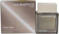 Calvin Klein Intense Euphoria Eau De Toilette 50ml Spray
