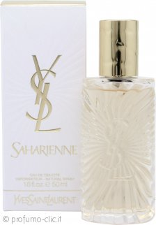Yves Saint Laurent Saharienne Eau de Toilette 50ml Spray