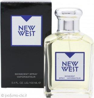 Aramis New West Skinscent Eau de Toilette 100ml Spray