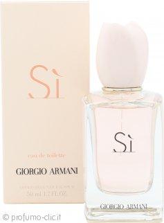 Giorgio Armani Si Eau de Toilette 50ml Spray