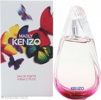 Kenzo Madly Eau De Toilette 80ml Spray