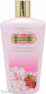 Victorias Secret Strawberries and Champagne Lozione per il Corpo 250ml