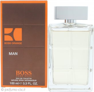 Hugo Boss Boss Orange Man Eau de Toilette 100ml Spray