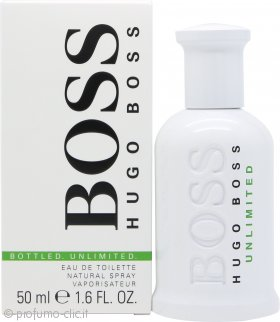 Hugo Boss Boss Bottled Unlimited Eau de Toilette 50ml Spray