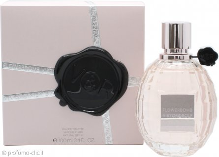 Viktor & Rolf FlowerBomb Eau De Toilette 100ml Spray