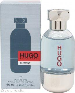 Hugo Boss Element Eau De Toilette 60ml Spray