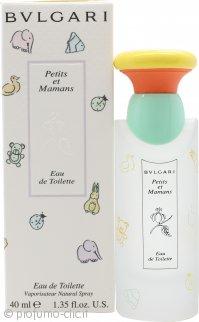 Bvlgari Petits et Mamans Eau de Toilette 40ml Spray