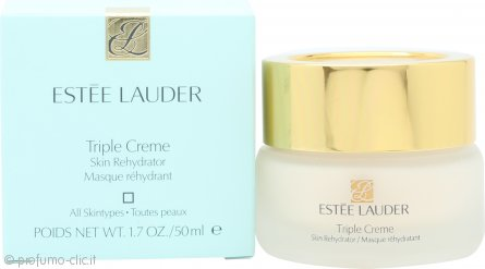 Estee Lauder Triple Creme Skin Rehydrator Maschera 50ml