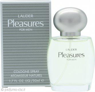 Estee Lauder Pleasures Eau de Cologne 50ml Spray