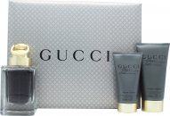 Gucci Made to Measure Confezione Regalo 50ml EDT + 50ml Balsamo Dopobarba + 50ml Gel Doccia