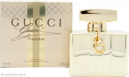 Gucci Premiere Woman Eau de Parfum 75ml Spray