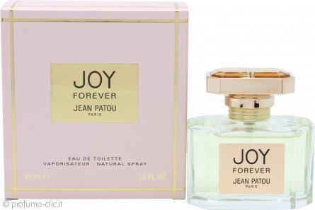 Jean Patou Joy Forever Eau de Toilette 50ml Spray