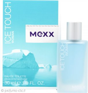 Mexx Ice Touch Woman Eau de Toilette 30ml Spray