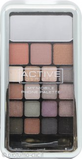 Active Cosmetics My Mobile Phone Palette - 20 Pezzi