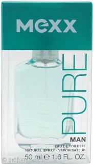 Mexx Pure Man Eau De Toilette 50ml Spray
