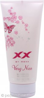 Mexx Very Nice Gel Doccia 200ml