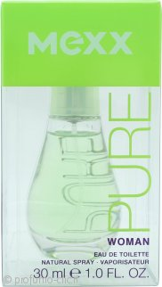 Mexx Pure Woman Eau De Toilette 30ml Spray