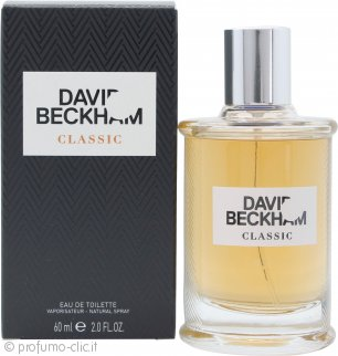 David Beckham Classic Eau de Toilette 60ml Spray