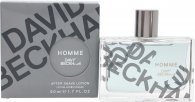 David Beckham Homme Lozione Dopobarba 50ml Splash