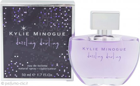 Kylie Minogue Dazzling Darling Eau de Toilette 50ml Spray