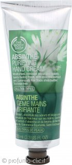The Body Shop Absinthe Purifying Crema Mani 100ml