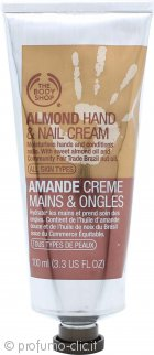 The Body Shop Almond Crema Mani & Unghie 100ml