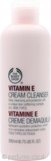 The Body Shop Vitamin E Detergente in Crema 200ml