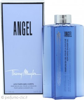 Thierry Mugler Angel Gel Doccia 200ml