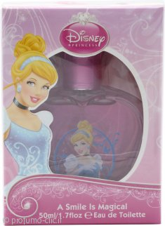 Disney Cinderella Eau de Toilette 50ml Spray