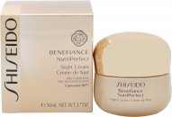 Shiseido Benefiance Nutri Perfect Crema Notte 50ml