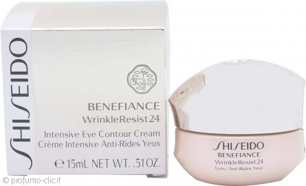 Shiseido Benefiance Wrinkle Resist 24 Intensive Crema Contorno Occhi 15ml