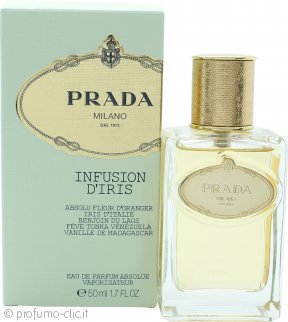 Prada Infusion D'Iris Absolue Eau de Parfum 50ml Spray