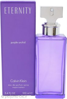 Calvin Klein Eternity Purple Orchid Eau de Parfum 100ml Spray