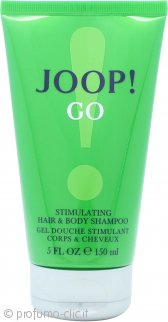 Joop! Go Hair & Body Shampoo 150ml