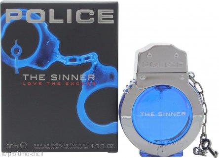 Police The Sinner Eau De Toilette 30ml Spray