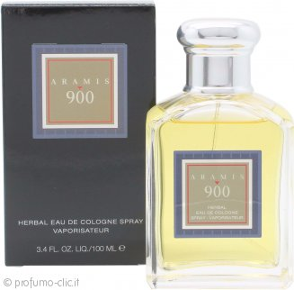 Aramis 900 Eau de Cologne 100ml Spray