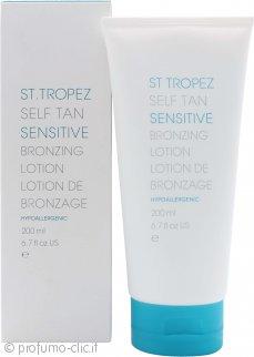 St Tropez Sensitive Lozione Autoabbronzante Corpo 200ml