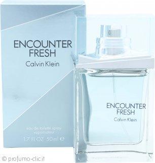Calvin Klein Encounter Fresh Eau de Toilette 50ml Spray