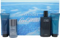 Davidoff Cool Water Confezione Regalo 125ml EDT + 70g Deodorante Stick