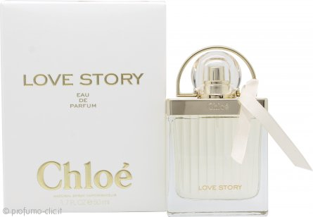 Chloe Love Story Eau de Parfum 50ml Spray