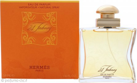 Hermes 24 Faubourg Eau de Parfum 50ml Spray
