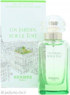 Hermes Un Jardin Sur Le Toit Eau de Toilette 50ml Spray
