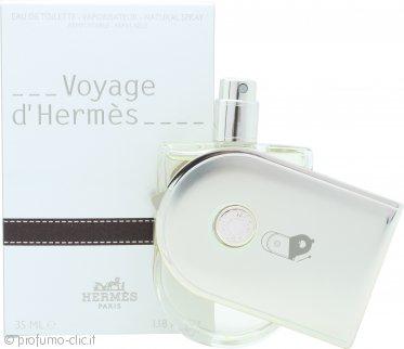 Hermes Voyage d'Hermes Eau de Toilette 35ml Spray