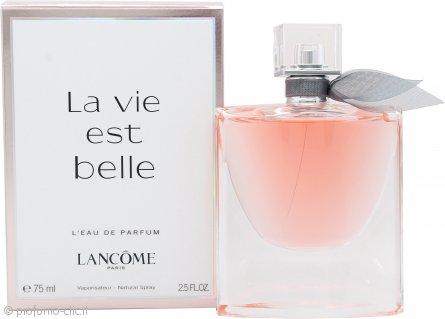 Lancome La Vie Est Belle Eau de Parfum 75ml Spray