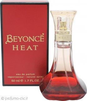 Beyonce Heat Eau de Parfum 50ml Spray